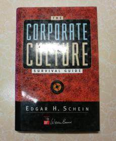 英文原版 THE CORPORATE CULTURE SURVIVAL GUIDE  企业文化生存指南