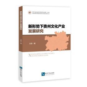 新形势下贵州文化产业发展研究