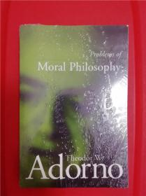Problems of Moral Philosophy (道德哲学问题)