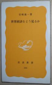 日文原版书 世界経済をどう见るか (岩波新书) 宫崎义一