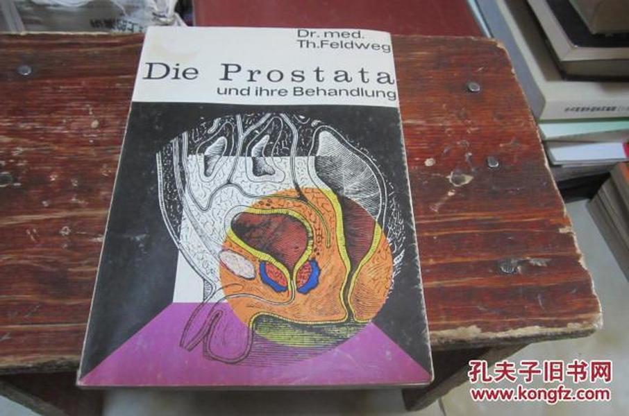 die prostata und ihre behandlung  【德文版】