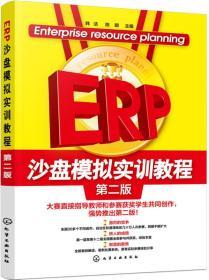 ERP沙盘模拟实训教程(韩洁)(第二版)