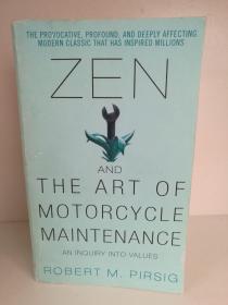 万里任禅游 Robert M Pirsig:Zen and the Art of Motorcycle Maintenanc (HarperTorch 版)
