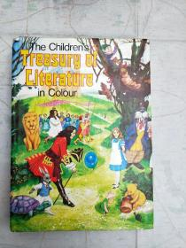 THE CHILDRENS TREASURY OF LITERATURE INCOLOUR 儿童文学宝库