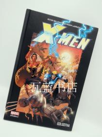 X战警法漫 法语原版漫画书 X-men  精装
