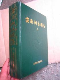 《云南树木图志》上册   16开精装、厚本    图文并茂、库存品佳、一版一印
