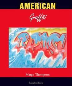 American Graffiti 美国墙绘涂鸦艺术 英文原版 Parkstone出版