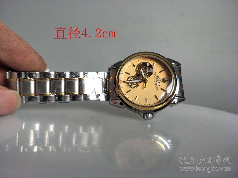 乡下收的老手表【全自动】