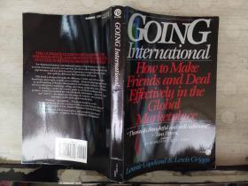 GOING  International