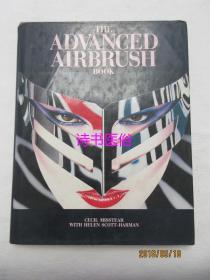THE ADVANCED AIRBRUSH BOOK