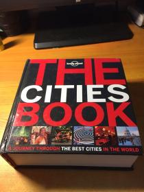 The Cities Book: A Journey Through The Best Cities In The world(英文原版 精装)城市之书:穿越世界上最好的城市的旅程