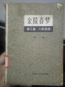 《金陵春梦 第三集 八年抗战》