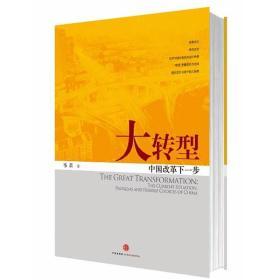 大转型:中国改革的下一步