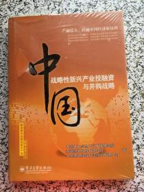 中国战略性新兴产业投融资与并购战略(全彩)  未拆封