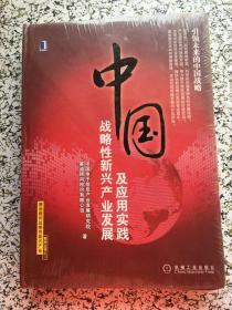 中国战略性新兴产业发展及应用实践. 未拆封