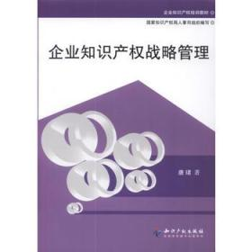 企业知识产权战略管理