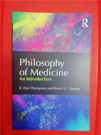 Philosophy of Medicine: An Introduction (医学哲学:概要)