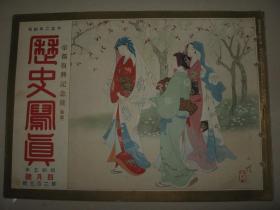 侵华画报 1930年4月《历史写真》 帝都复兴记念号 天皇巡视 帝都复兴的伟观 军缩会议经过  日本名胜等