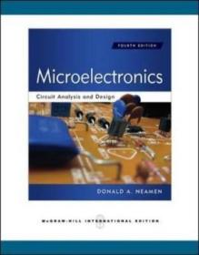 Microelectronics Circuit Analysis And Design (intl Ed)