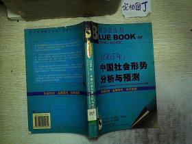 2005年:中国社会形势分析与预测.