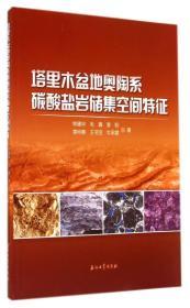 塔里木盆地奥陶系碳酸盐岩储集空间特征\9787518300952石油工业