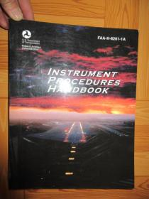 Instrument Procedures Handbook           (详见图)