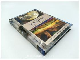 解读塔罗牌 空灵水彩画版The Circadian Tarot: A Daily Companion for Divination and Illumination