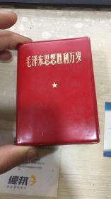 毛泽东思想胜利万岁.