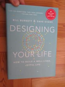 Designing Your Life: How to Build a Well-Lived, Joyful Life       (详见图),硬精装