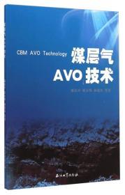 煤层气AVO技术\9787518301980石油工业