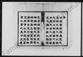 上湘湴田刘氏三修族谱 [83卷,首26卷,附编2卷]