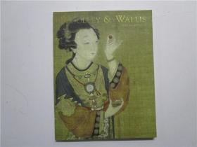 WOOLLEY&WALLIS ASIAN ART 1 2012 亚洲艺术拍卖图录