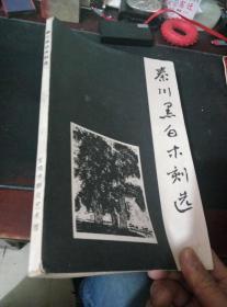 秦川黑白木刻选