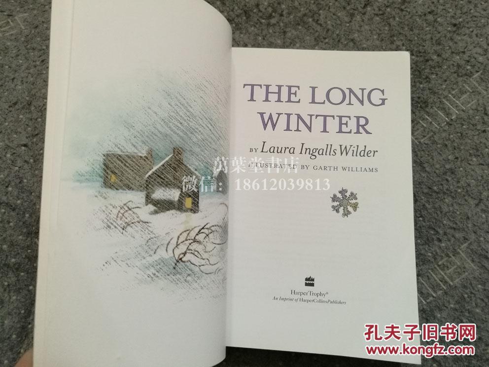 【图】英文歌词童书thelongwinter_不详_孔夫搞歌曲包原版恶改编表情图片