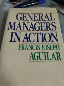 GENERAL MANAGERSIN ACTION(精装英文书)