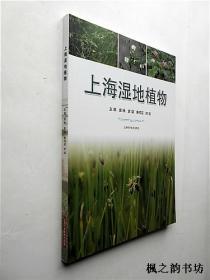 上海湿地植物(袁琳等主编 大16开铜板纸质图文并茂本 上海科学技术出版社)
