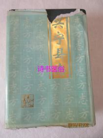 兴宁县志——广东省志方志丛书