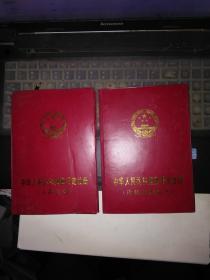 中华人民共和国集币定位册(流通纪念币珍稀动物系列.人物系列共2册合售)空册