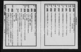 中洲刘氏七修族谱 [3卷,首1卷,附1卷]