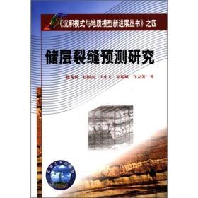 沉积模式与地质模型新进展丛书:储层裂缝预测研究