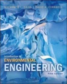 Introduction To Environmental Engineering (the Mcgraw-hill Series In Civil And Environmental Enginee