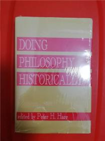 Doing Philosophy Historically