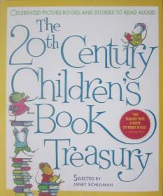The 20th-Century Childrens Book Treasury:Picture Books and Stories to Read Aloud
