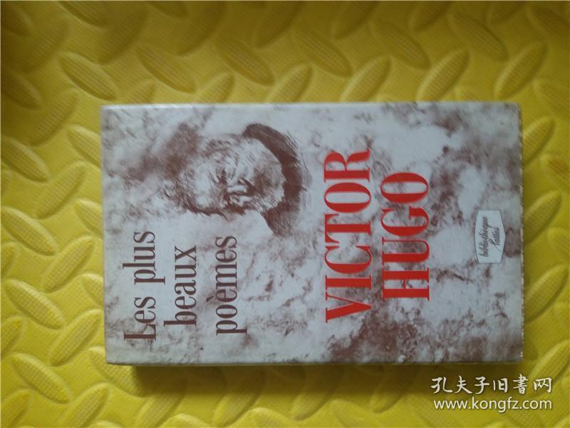 Les Plus Beaux Poemes Victor Hugo