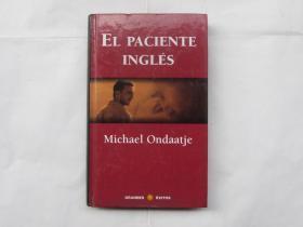 El paciente ingles(西班牙语书)
