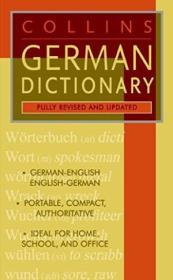 Collins German Dictionary (collins Language)