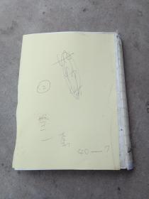 中国西南地理史料丛刊第40册 16开未装封面