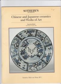 1986年苏富比《玉器 青铜器 古董等》SOTHEBYS 稀少见