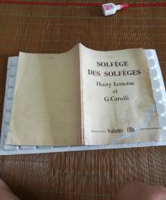 SOLFEGE DES SOLFEGES(Volume 1Bb)雷卡两氏视唱教程2Bb
