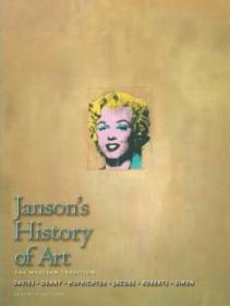 Jansons History Of Art: Western Tradition  Volume 2